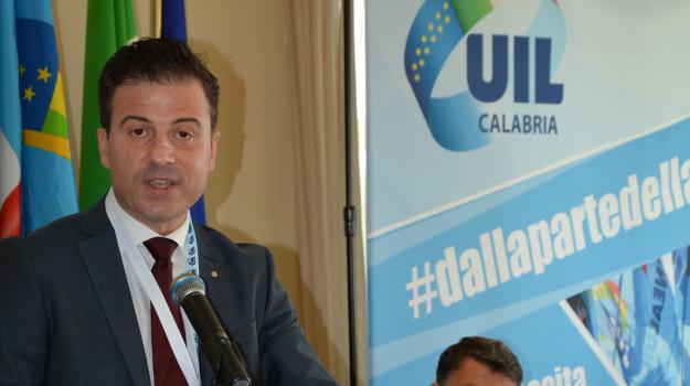 politiche del lavoro, regione calabria, Santo Biondo., Calabria, Cronaca