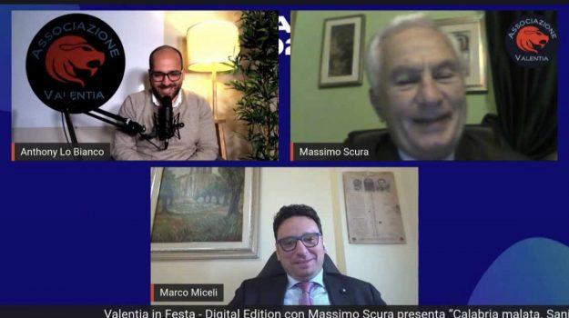 sanità, valentia in festa, alessio strazzullo, Marco Miceli, Massimo Scura, Catanzaro, Cultura