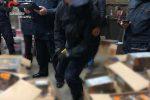 Soriano, sequestrati ottocento chilogrammi di fuochi pirotecnici - VIDEO