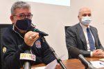Nino Spirlì con l'autorità di gestione del Por Calabria, Maurizio Nicolai