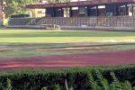 """Lo stadio """"Mimmo Rende"""" di Castrovillari"""