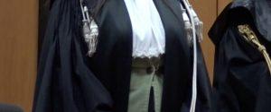 Il giudice per le indagini preliminari di Reggio Calabria Stefania Rachele