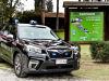Subaru Forester e-Boxer pronta a sorvegliare i parchi nazionali