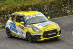 Suzuki Swift Sport Hybrid R1 disponibile per il campionato 2021