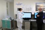 Telemedicina a Catania, pazienti Covid assistiti a domicilio