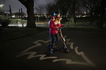 Un Christmas Jumper a supporto campagna Ford Share The Road