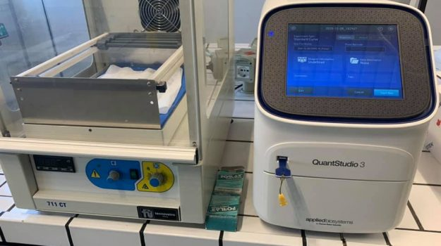 coronavirus, laboratorio, tamponi, unical, Cosenza, Cronaca