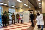 V-Day, l'arrivo delle prime dosi per la Sicilia al Civico di Palermo