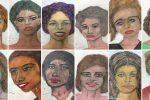 Serial killer confessa 93 omicidi di donne e disegna i volti delle vittime - FOTO