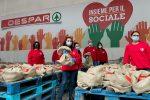 """Natale, anche alla Calabria """"I sacchi della solidarietà"""""""