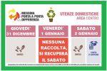 """Rifiuti a Messina, cambia il conferimento: isole ecologiche chiuse nei giorni di """"zona rossa"""""""