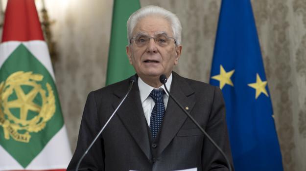 terrorismo, Sergio Mattarella, Sicilia, Cronaca