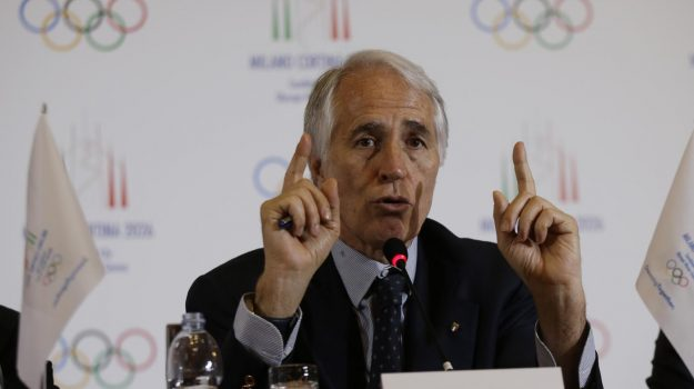 cio, coni, Giovanni Malagò, Sicilia, Sport