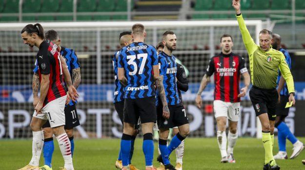 coppa italia, inter, milan, polemiche, razzismo, Romelu Lukaku, Zlatan Ibrahimovic, Sicilia, Sport