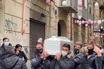 """A Palermo l'addio ad Antonella, morta per il gioco social. Il vescovo: """"Ragazzi più fragili"""""""