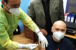 Irccs Messina, altre 30 dosi di vaccino somministrate agli operatori sanitari