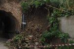 Messina, frana in contrada Baglio: serviranno altre indagini per scongiurare altri crolli