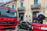 Il video dell'incendio al ristorante La Durlindana