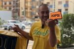 Un rider palermitano ha il record mondiale di consegne a domicilio