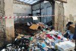 Messina, rifiuti in via Don Blasco: 6 gli indagati
