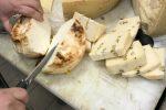 Messina, formaggi privi di documentazione. Sanzioni dei vigili urbani