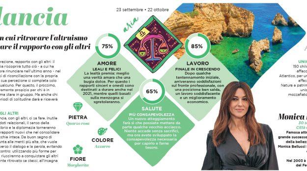 Bilancia, oroscopo, oroscopo 2021, Sicilia, Oroscopo