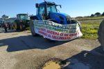 Isola Capo Rizzuto, terminata la protesta degli agricoltori sulla Statale 106