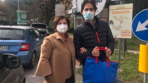 Da Gioiosa a Cosenza il 6 gennaio: 170 chilometri per donare il latte materno
