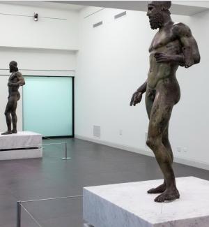"""Bronzi di Riace, il sindaco: """"Avviamo le ricerche della terza statua"""""""