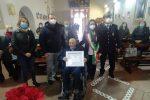 Isola Capo Rizzuto festeggia i 100 anni di nonno Giambattista