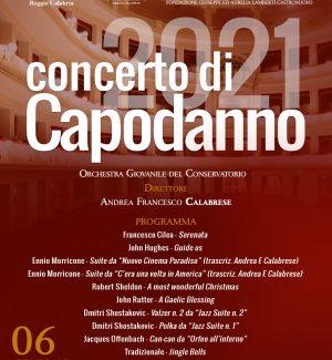 """Reggio: dal Cilea il """"Concerto d'inizio anno"""". E il sipario si apre...allo streaming - VIDEO"""