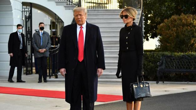 stati uniti, Donald Trump, Melania Trump, Sicilia, Mondo