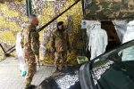 Esercito, il generale Tota visita strutture e istituzioni di Catanzaro