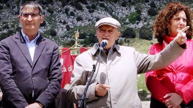 cgil, portella della ginestra, Emanuele Macaluso, Sicilia, Politica