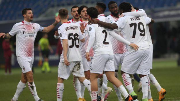 calcio, campionato, serie a, Ante Rebic, Frank Kessie, Zlatan Ibrahimovic, Sicilia, Sport