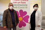 I farmacisti Aloe e De Francesco di Lamezia