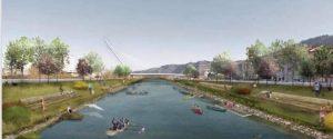Cosenza, riqualificazione del fiume Crati: interventi pronti a partire