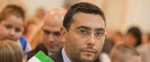 Il sindaco di Rosarno, Giuseppe Idà