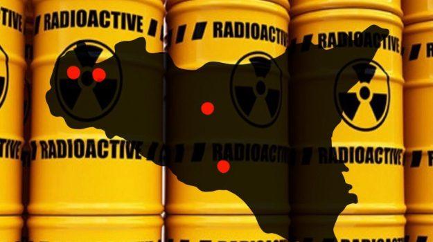nucleare, rifiuti, sicilia, Sicilia, Cronaca
