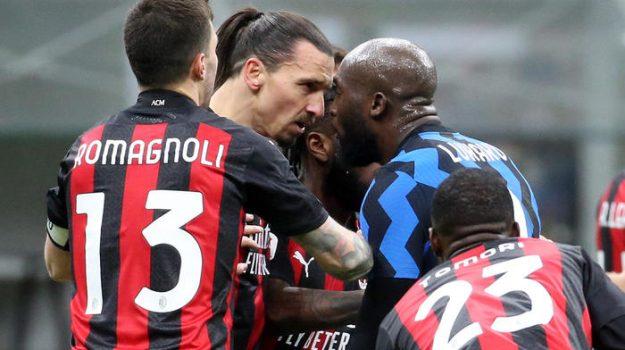 calcio, coppa italia, derby milan-inter, giudice sportivo, Romelu Lukaku, Zlatan Ibrahimovic, Sicilia, Sport
