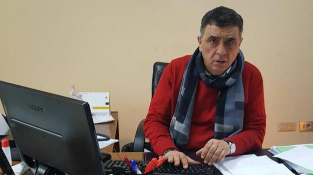 Il segretario generale della Provincia di Vibo, Mario Ientile