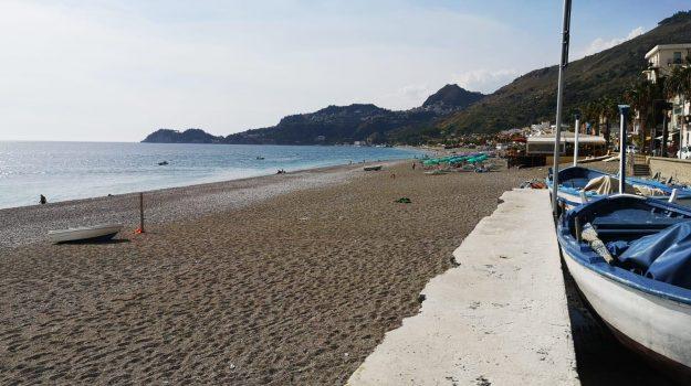 erosione costiera, letojanni, Messina, Cronaca