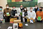 Libri donati ai reparti Covid ospedalieri, l'iniziativa di Valentia coinvolge Reggio