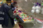 Messina, maxi-sequestro di giocattoli. Sanzioni per sette persone - VIDEO