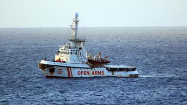 open arms, Sbarco migranti Agrigento, Sicilia, Cronaca