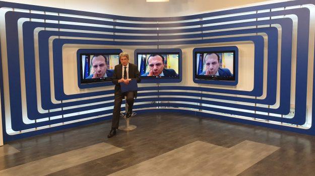 rtp, scirocco, pino aprile, Messina, Televisione