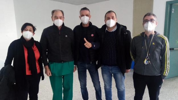 coronavirus, Reggio, Cronaca