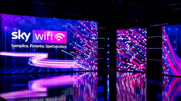 Triplica la copertura di Sky Wifi sul territorio: potenziate Messina, Reggio, Catanzaro e Rende