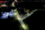 """Reggio, operazione """"Faust"""": il video delle forze dell'ordine"""