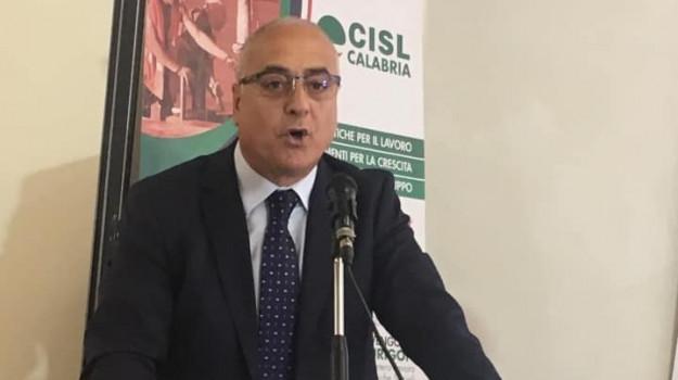 calabria, cisl, welfare, Gianluca Gallo, Tonino Russo, Calabria, Politica